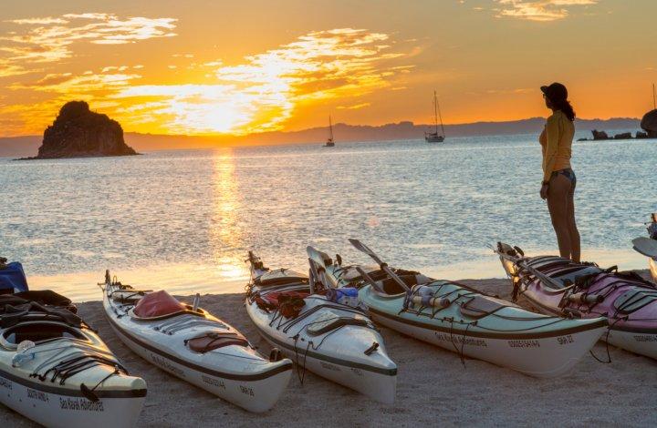 LaPaz sea kayaking tours