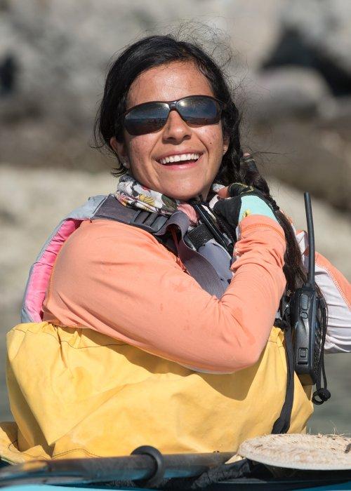 sea kayak guide baja