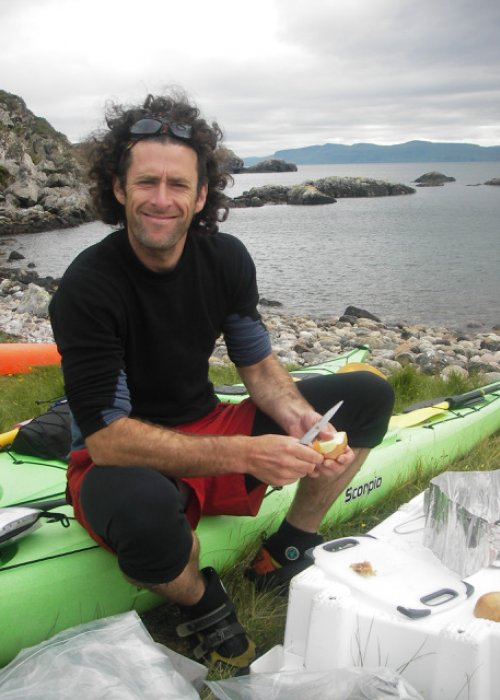 Scotland kayaking guide