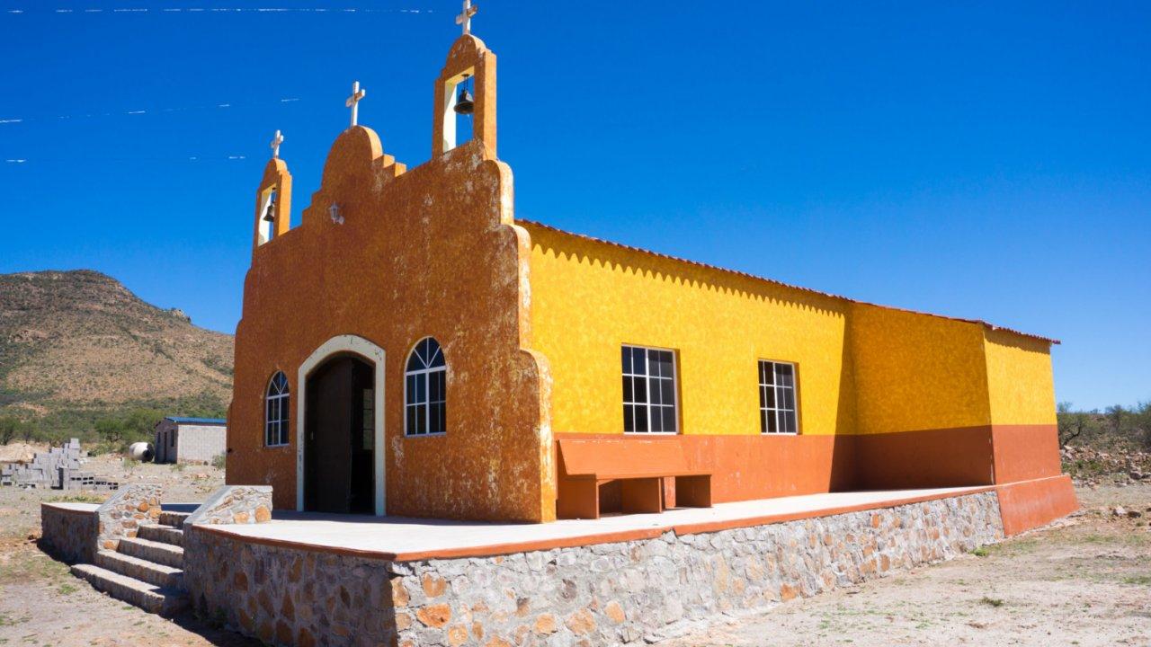 church in san ignacio baja
