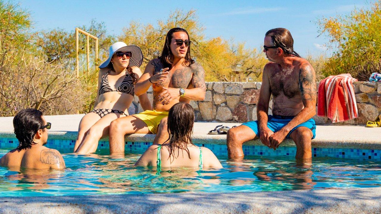 pool at baja ranch