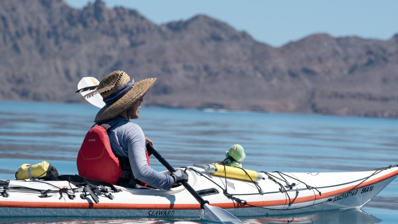 sea kayak loreto