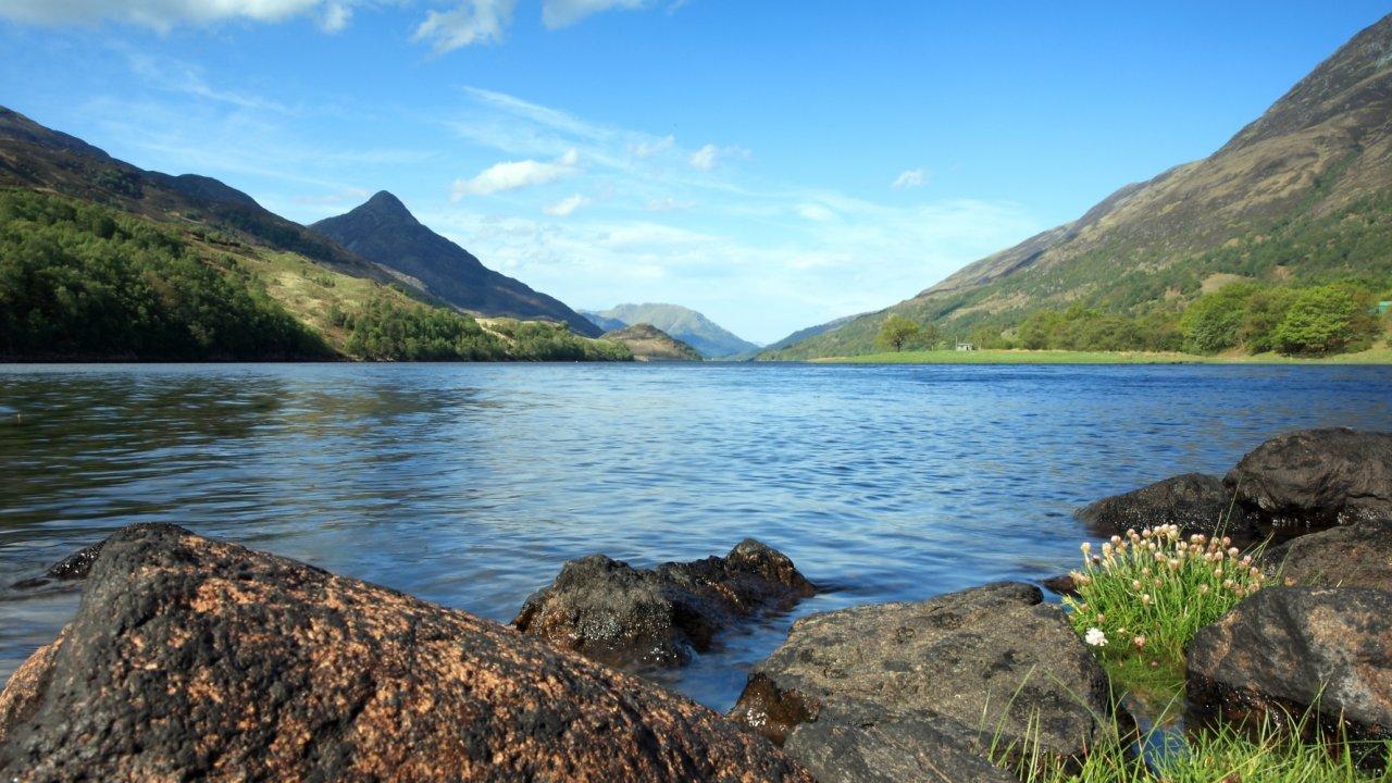 LochLeven Scotland