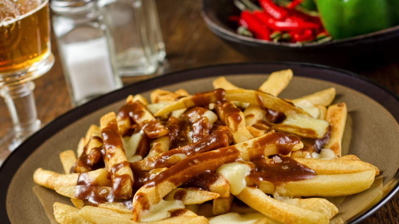 poutine in quebec city