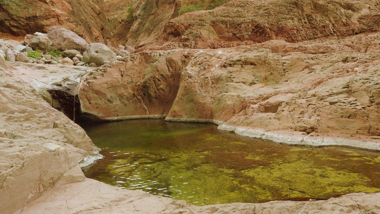 Steinbeck Canyon Baja
