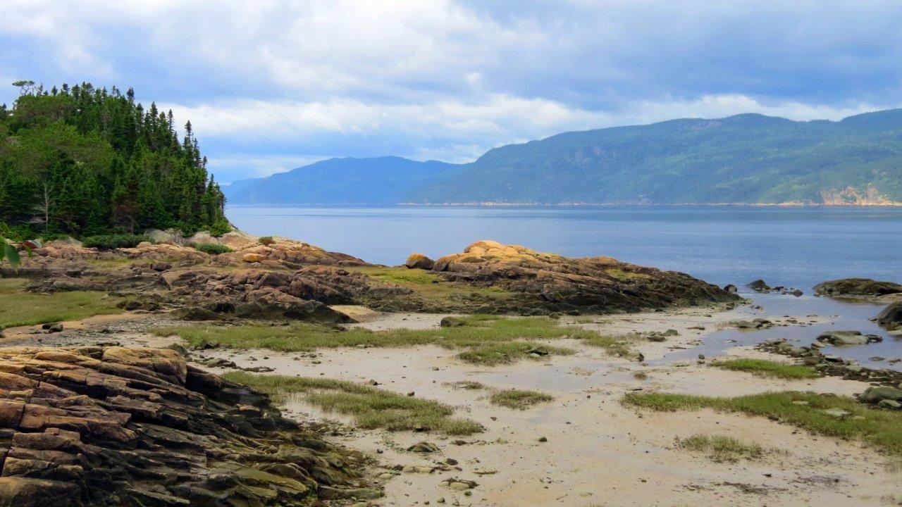 beach in quebec