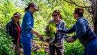 sustainable garden in baja