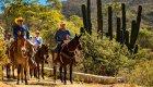 horseback riding on baja adventure ranch