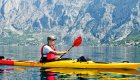 sea kayak in Albania