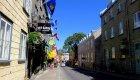 street in quebec city