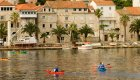croatia kayak tour